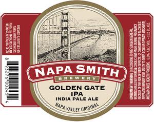 Napa Smith Brewery Golden Gate