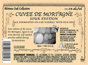 Alvinne Oak Collection Cuvee De Mortagne Sour Edition