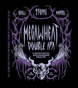 Stone Megawheat Double Ipa