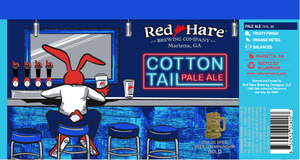 Red Hare Cotton Tail Pale Ale