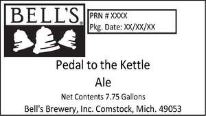 Bell's Pedal To The Kettle