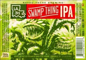 La-31 Swamp Thing