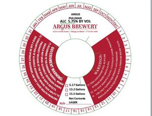 Argus Brewery Pullman