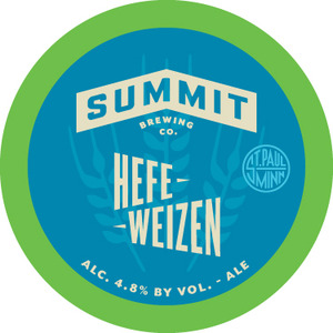 Summit Brewing Company Hefeweizen