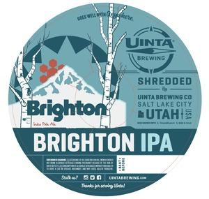 Uinta Brewing Company Brighton IPA