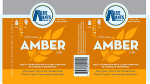 Blue Pants Brewery American Amber