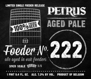 Petrus Foeder No. 222