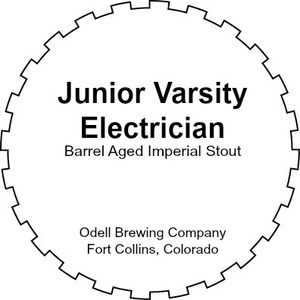 Odell Brewing Company Junior Varsity Electrician