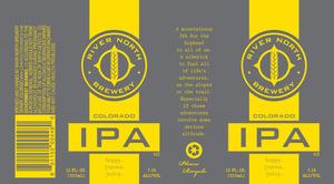 River North Brewery Colorado IPA