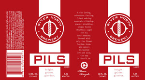 River North Brewery Pils