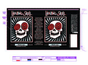 Red Brick Laughing Skull White Ale