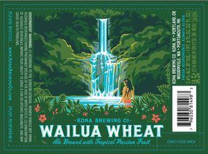 Kona Brewing Co. Wailua Wheat