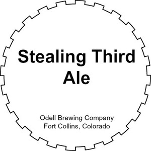 Odell Brewing Company Stealing Third