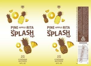 Bud Light Lime Pine-apple-rita Splash