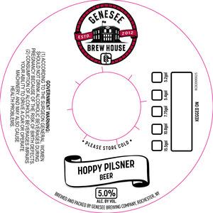 Hoppy Pilsner Beer