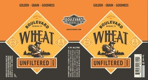 Boulevard Brewing Company Unfiltered Wheat