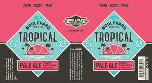 Boulevard Brewing Company Tropical Pale