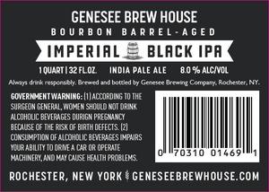 Bourbon Barrel-aged Imperial Black Ipa