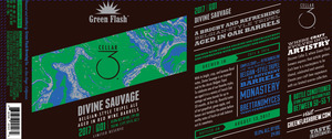 Green Flash Brewing Company Divine Sauvage