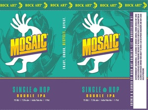 Rock Art Brewery Mosaic IPA