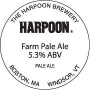 Harpoon Farm Pale