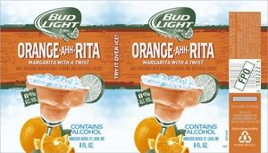 Bud Light Lime Orange-ahh-rita