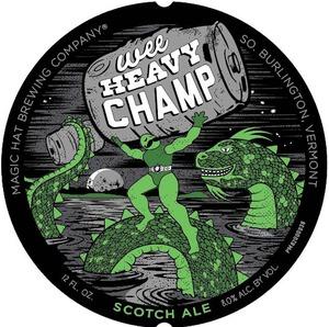 Wee Heavy Champ Scotch Ale