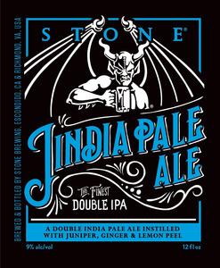 Stone Jindia Pale Ale