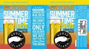 Goose Island Beer Company Summertime Kolsch