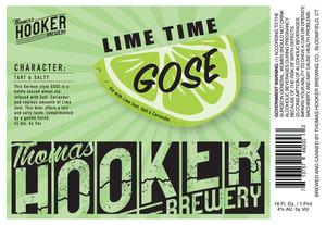 Thomas Hooker Lime Time