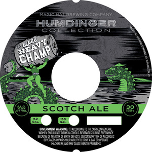 Humdinger Collection Wee Heavy Champ