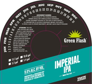 Green Flash Brewing Company Imperial IPA