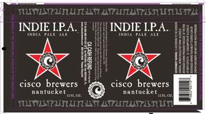 Cisco Brewers Indie IPA