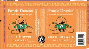 Cisco Brewers Pumple Drumkin