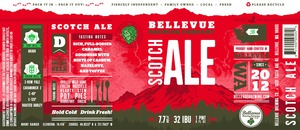 Bellevue Brewing Company Scotch Ale