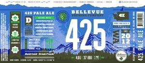 Bellevue Brewing Company 425 Pale Ale