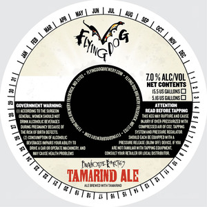 Flying Dog Tamarind Ale