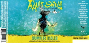 Flying Dog Adult Swim