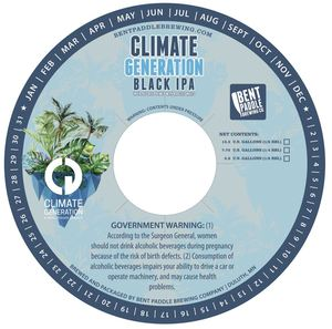 Climate Generation Black Ipa`