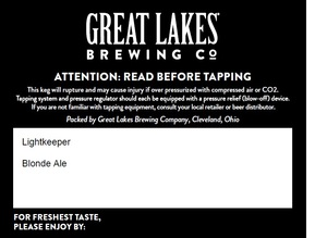 The Great Lakes Brewing Company Lightkeeper