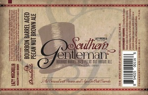 Lazy Magnolia Brewing Company Southern Gentleman