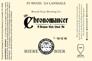 The Chronomancer