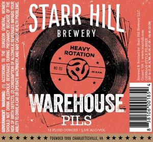 Starr Hill Warehouse