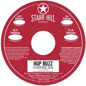 Starr Hill Hop Buzz