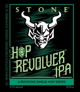 Stone Hop Revolver Ipa