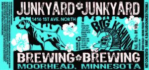 Junkyard Brewing Company Big Kahuna