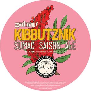 Round Guys Brewing Company Kibbutznik Sumac Saison Ale