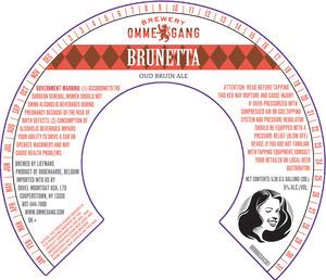 Ommegang Brunetta December 2016