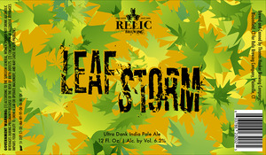 Relic Leaf Storm