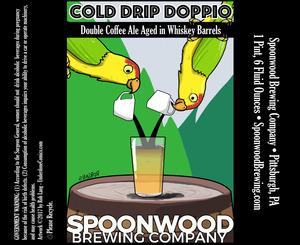 Cold Drip Doppio